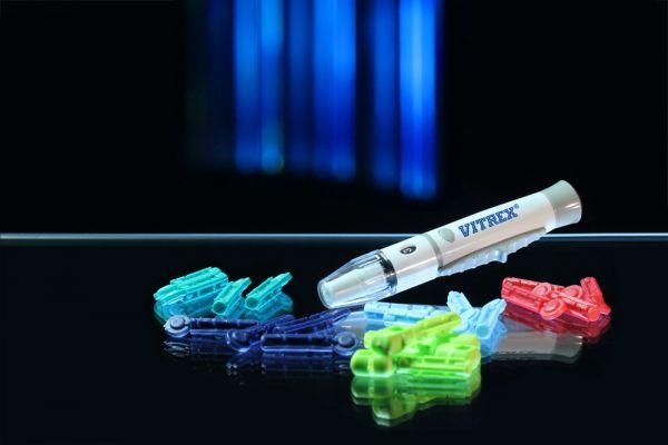 Lanzettiergerät Vitrex® Compact Eject